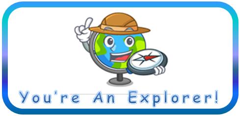 Year 1 - Autumn 1 Curriculum: Your an Explorer