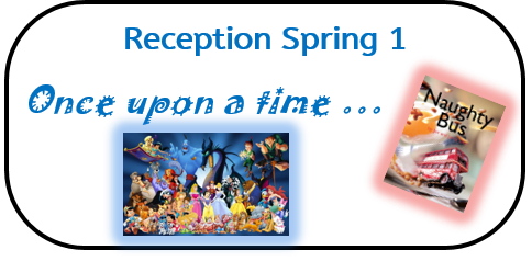 Reception Spring 1: Once upon a time...